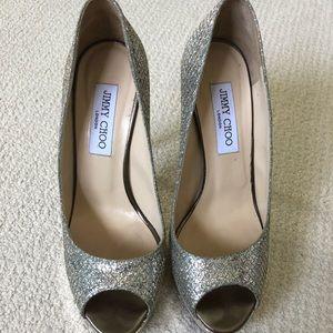 Jimmy choo sparkle heel